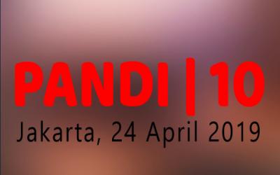 Ayo Hadiri dan Ramaikan Acara PANDI yang Terdiri Dari Berbagai Program Menarik